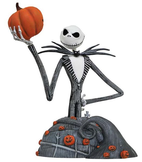 The Nightmare Before Christmas - Action Figure Jack Skellington (Limited Edition)