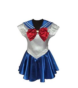 Cosplay della Marinaretta/Sailor Blu e Rossa - Pidak Shop