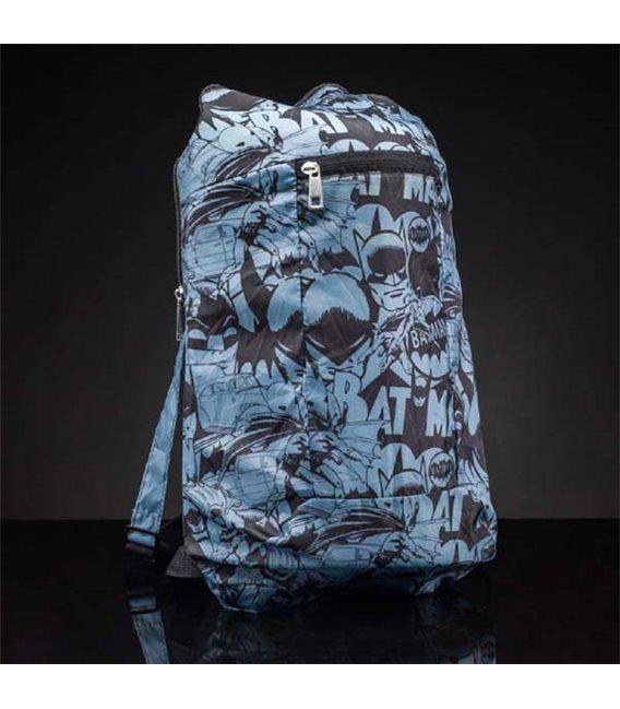 Batman - Pop Up Backpack / Zaino - 45 Cm / 20 Lt