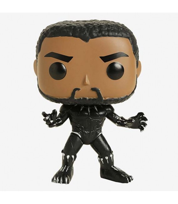 "XXXMARVEL - BLACK PANTHER POP! ""BLACK PANTHER"""