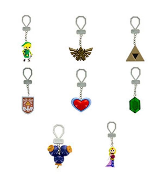 The Legend Of Zelda - Mistery Box - 1 Pc Random