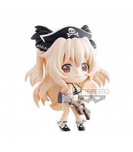 Fate Grand Order - Action Figure Anne Bonny Kyun Chara - 10 Cm