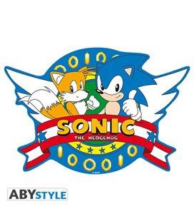 Sonic - Mousepad - Sonic Logo