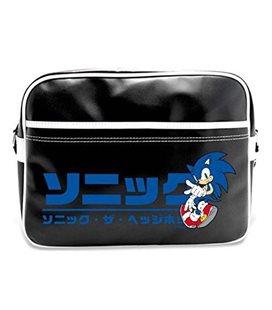 Sonic The Hedgehog - Sega - Abystyle - Tracolla - Shoulder Bag - 41 Cm