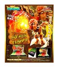 Street Fighter Ii - Diorama - Action Figures - Big Boys Toys - With Sounds And Lights - Luci E Suoni - Pvc - Dhalsim