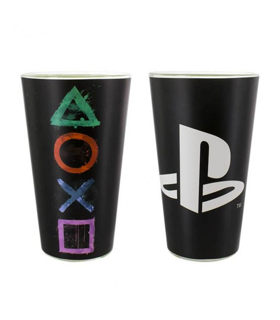 Playstation PP4128PS Bicchiere Multicolor 15