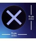 PlayStation Sottobicchiere Multi Colour con Loghi 3D - Set 4 pcs
