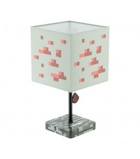 Lampada Led Minecraft Blocco Redstone - Paladone