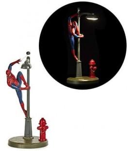 Spiderman - Lampada da Tavolo da 33 Cm - Ufficiale - Paladone Products