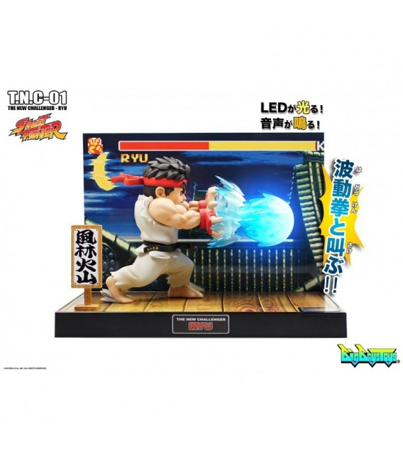 "STREET FIGHTER - DIORAMA ""RYU"""