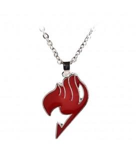 Collanina Con Simbolo Dell'Uccello Rosso - Pidak Shop