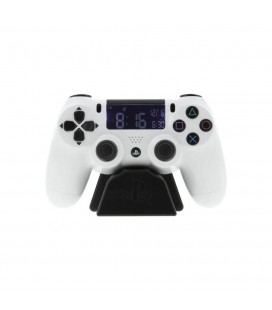 Playstation Joypad - Sveglia/Alarm Clock - PS4 Controller Bianco - Paladone Products