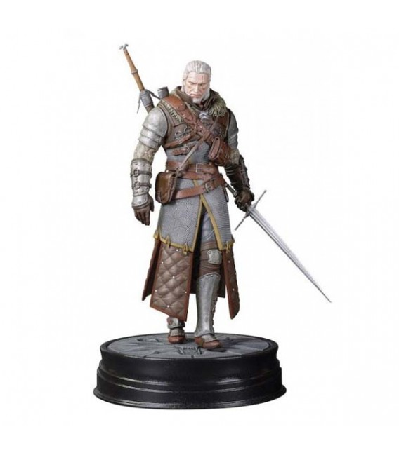 "THE WITCHER 3 - ACTION FIGURE ""GERALT DI RIVIA"""