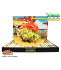 Street Fighter Ii - Diorama - Action Figures - Big Boys Toys - With Sounds And Lights - Luci E Suoni - Pvc - Blanka