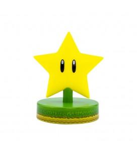 Lampada Super Mario Super Star Icon Light - Paladone