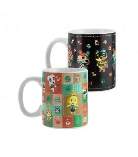 Tazza da Caffè Termica Animal Crossing - Heat Change Mug Nintendo 320 ml - Paladone
