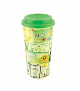 Tazza da Viaggio Termica Animal Crossing - Travel Mug Nintendo 450 ml - Paladone