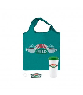 Box Regalo Friends - Gift Set Television Series - Travel Mug, Reusable Shopper, Keyring - Paladone
