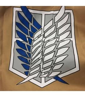 Giacca cosplay Beige del corpo armato di ricerca della serie di AOT