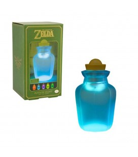 Lampada Pozione Zelda ufficiale nintendo The Legend of Zelda