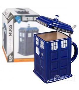 Doctor Who - Underground Toys - Boccale Birra - Beer Tankard - Ceramica - 23 Cm