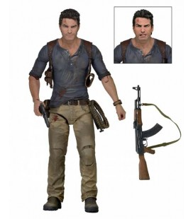 "UNCHARTED 4 - ACTION FIGURE ""NATHAN DRAKE"""