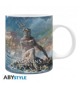 Assassin'S Creed - Mug/Tazza 320Ml Grece