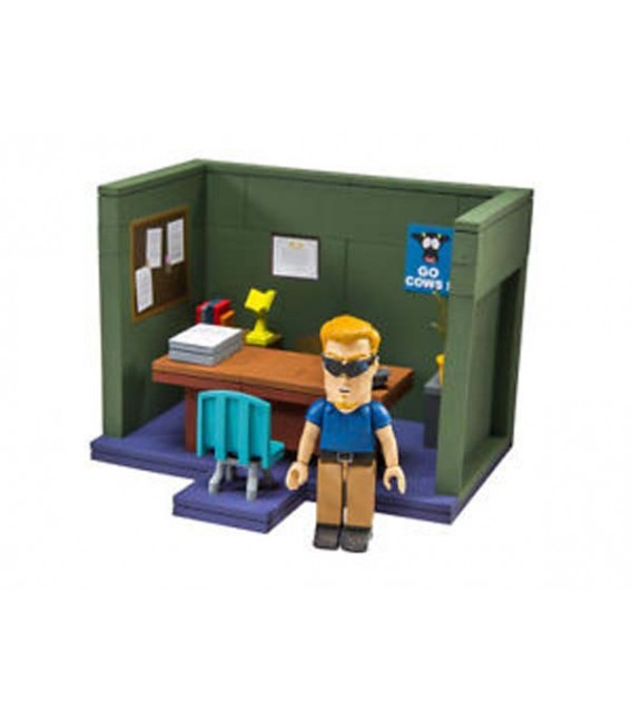 "SOUTH PARK - ACTION TOYS ""PC PRINCIPAL IN THE OFFICE"""