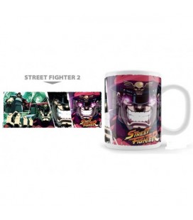 "STREET FIGHTER - MUG/TAZZA 300ML ""RAGE OF BISON"""