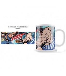Street Fighter - Mug/Tazza 300Ml Thawk Vs. Honda
