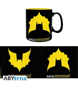 "DC COMICS - MUG/TAZZA KING SIZE 460 ML ""BATMAN"""
