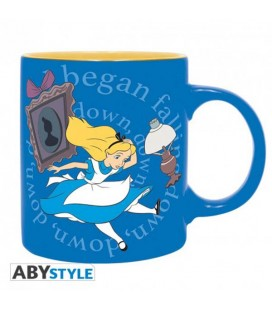 "DISNEY - MUG/TAZZA - 320ML - "" ALICE IN WONDERLAND"""