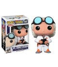 "XXXBACK TO THE FUTURE - POP! ""DR. EMMETT BROWN"""