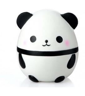 Soft Squishy Panda: ovale bianco versione grande