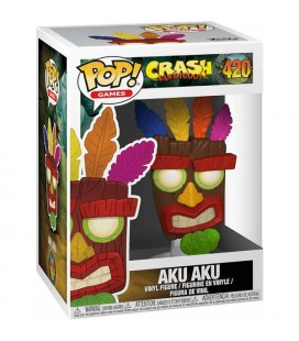 "Funko POP! Aku Aku ""Crash Bandicoot"" - 9cm"