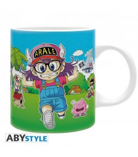 "DR SLUMP - MUG/TAZZA 320ML - ""PENGUIN VILLAGE"""