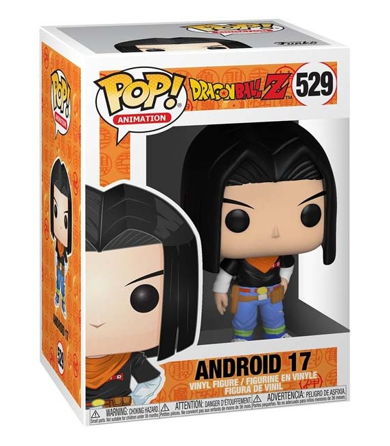 """DRAGON BALL Z - POP! """"ANDROID-17"""""""