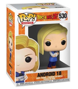 DRAGON BALL Z - POP! ANDROID-18