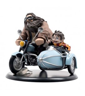 "HARRY POTTER - ACTION FIGURE ""HARRY POTTER AND RUBEUS HAGRID"""