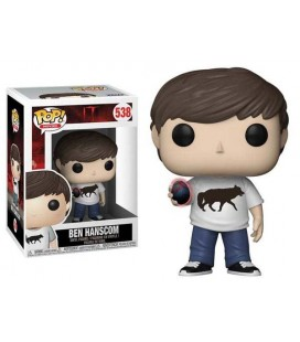 "IT - POP! ""BEN HANSCOM"""