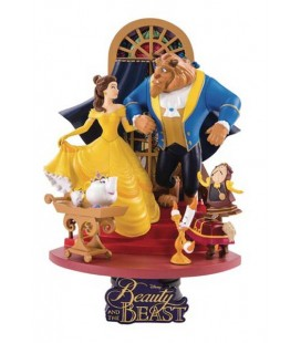 "BEAUTY AND BEAST - DIORAMA ""BEAUTY AND BEAST"""