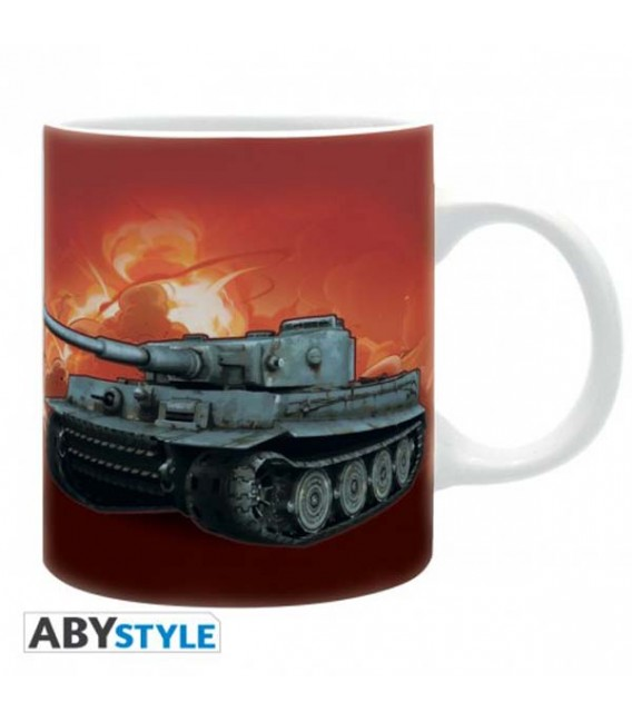 "WORLD OF TANKS - MUG/TAZZA 320ML ""TANK"""