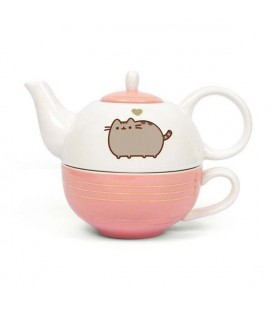 Pusheen The Cat - Thumbs Up - Teiera Pusheen - Ufficiale - Ceramica