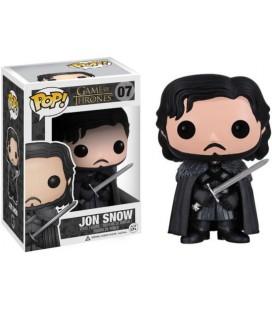 """GAME OF THRONES - POP! """"JON SNOW CON WITH COAT"""""""