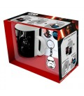 """Gift Box Star Wars - confezione regalo """"Trooper"""" con tazza da 460 ml, portachiavi, spille - Abystyle"""