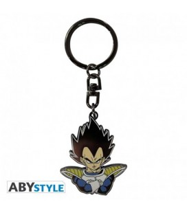 DRAGON BALL Z - PORTACHIAVI/KEYRING - VEGETA