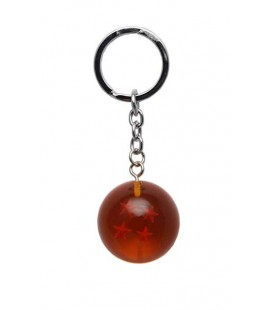 DRAGON BALL Z - PORTACHIAVI /KEYRING 3D - SFERA DEL DRAGO/DRAGON BALL