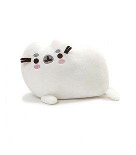"PUSHEEN THE CAT - PELUCHE ""WHITE SEAL/FOCA BIANCA 20 CM"""