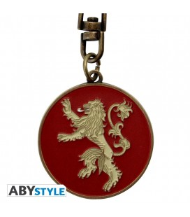 "GAME OF THRONES- KEYRING/PORTACHIAVI ""LANNISTER"""