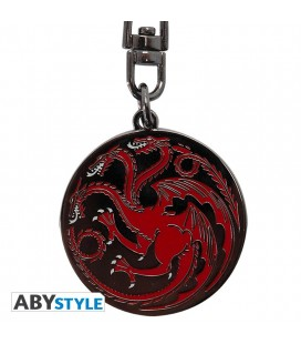 "GAME OF THRONES- KEYRING/PORTACHIAVI ""TARGARYEN"""